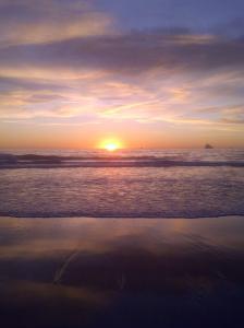 water-sun-sky